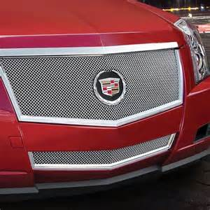 2009 Cadillac Cts Grill E G Classics 174 Cadillac Cts 2009 Classic Chrome Mesh