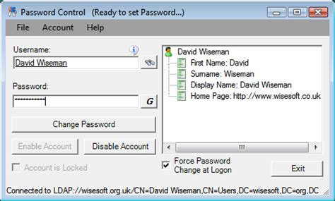 active directory password reset tool brakertechbrakertech