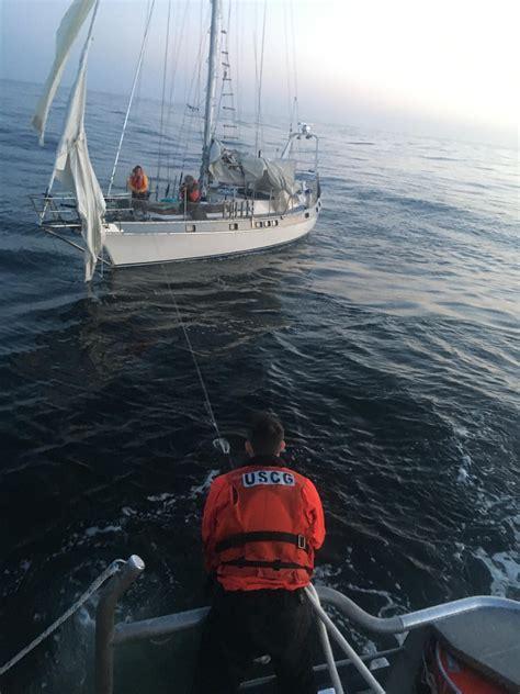 sailboat adrift talk about fear sailboat adrift off oregon coast for 3