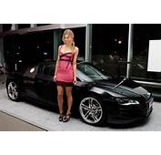 Hottest Audi And Girls Image Collection