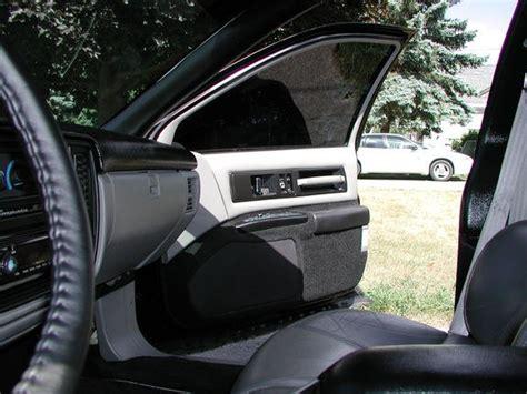 96 impala ss custom interior need to see custom door panels page 2 chevy impala
