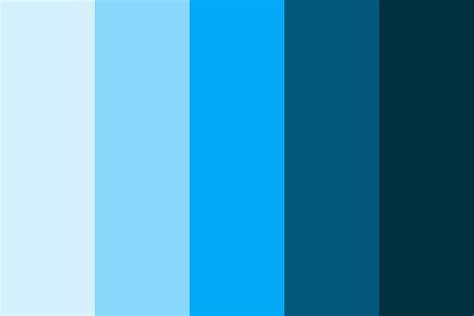 technology colors technology color palette