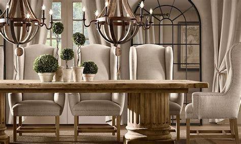 restoration hardware dining room chairs restoration