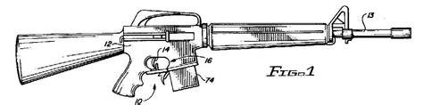 Devia Meccanism ar 15 rifle drawings www pixshark images galleries