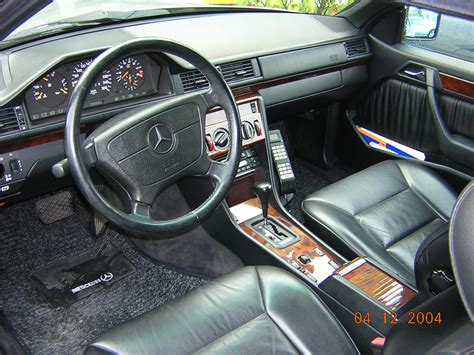 W124 Interior Colors by Mercedes W124 History Mercedesw124