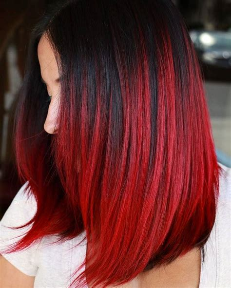 hair color on pinterest 78 pins 35 brilliant bright red hair color ideas looks