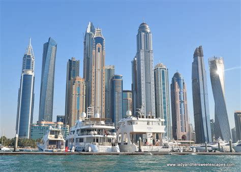 dubai boat tower dubai do it yourself tour 3 days itinerary lady her
