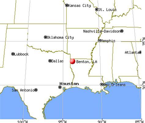 benton texas map benton louisiana la 71006 profile population maps real estate averages homes statistics