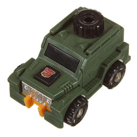 transformers g1 jeep mini vehicles brawn transformers g1 autobot