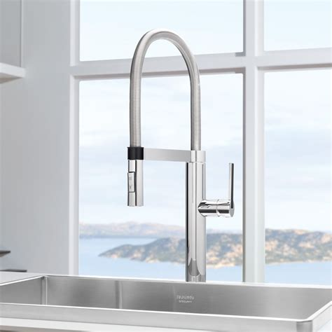 blanco meridian semi professional kitchen faucet blanco meridian semi professional kitchen faucet ppi