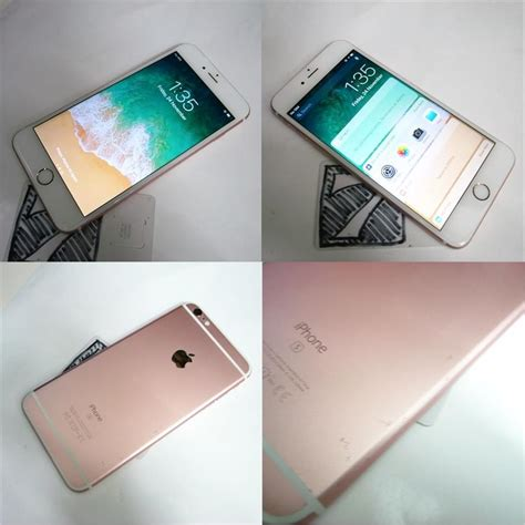Iphone 6 S 16gb Rosegold apple iphone 6s plus 16gb gold end 1 27 2018 4 15 pm