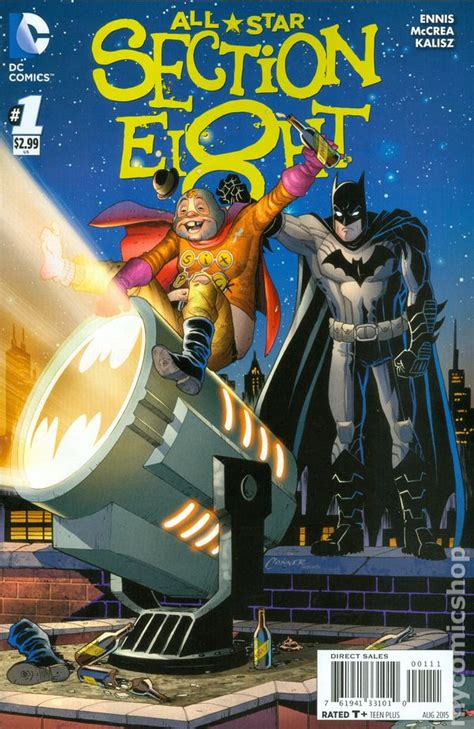 section 8 in dc all star section 8 2015 dc comic books