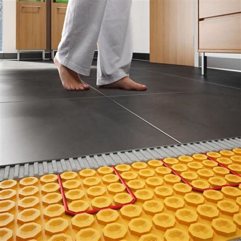 bathroom underfloor heating reviews bathroom underfloor heating cable 150w per sqm living heat