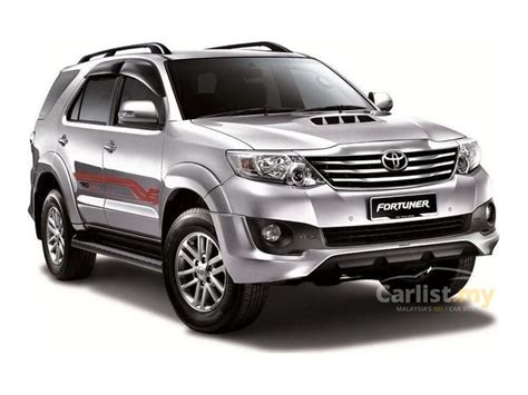 Aerokitz Aksesoris Toyota All New Fortuner Sporty Style Rear toyota fortuner 2014 v trd sportivo 2 7 in kuala lumpur automatic suv others for rm 182 499