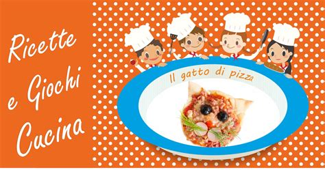giochi di cucina di cucina giocattolo il gatto di pizza ricetta pizza il