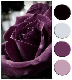 purple and grey color palette for the guest room click color my world on pinterest benjamin moore paint colors