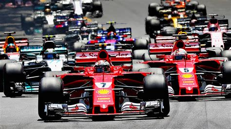 Formula 1 Calendar Racing Schedule From All The World Wheelsbywovka