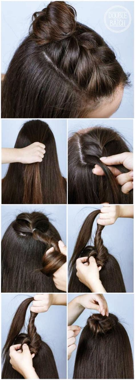 hairstyles to do self 40 self do hairstyles for working moms buzz 2018