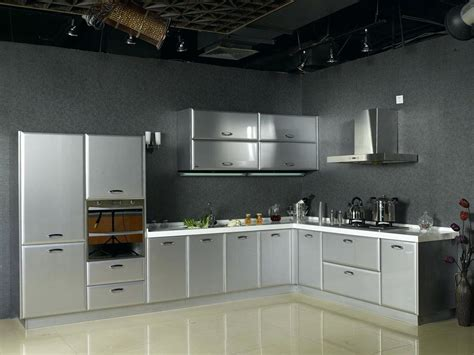 stainless steel cabinets for sale vintage stainless steel kitchen cabinets used metal for