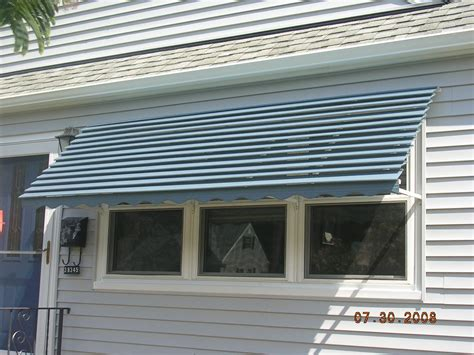 metal awnings for windows color brite awning sales and installation of door awning