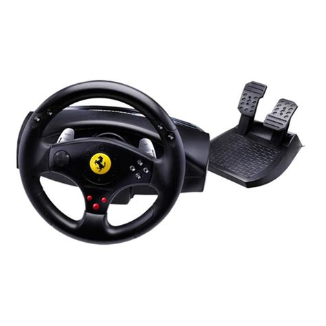 Gt Experience 2 In 1 Racing Wheel Pc Ps3 Ps2 thrustmaster gt experience racing wheel 3 in 1