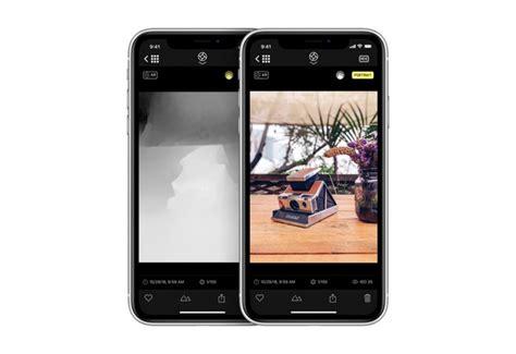 halide update granting iphone xr full portrait mode