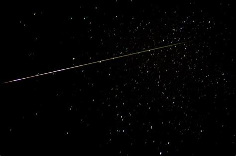Meteor Shower 14th August by Perseid Meteor Shower Guardian Readers Best Pictures