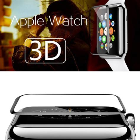Tempered Glass Apple 1 2 3 42mm Or 38mm for apple iwatch 38mm 42mm series 3 2 1 9h tempered