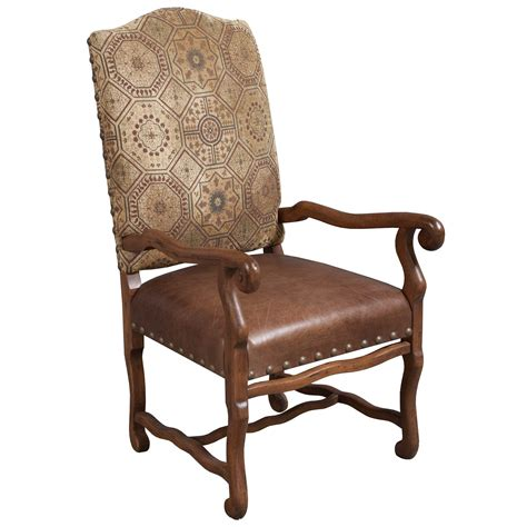 Used Leather Chairs by Traditional Used Leather Side Chair Brown National