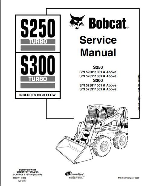 bobcat s250 wiring schematic bobcat s250 wiring diagram