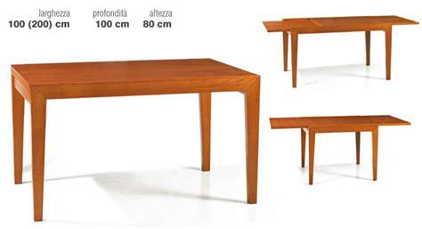 tavolo faggio tavolo moderno in faggio 90x90