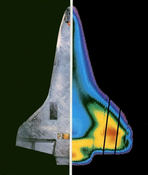 What Are Infrared Used For Space Shuttle Thermal Protection System