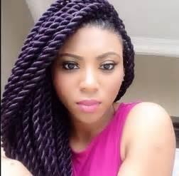 senegalese twist using marley hair havana or marley twists twists braids pinterest