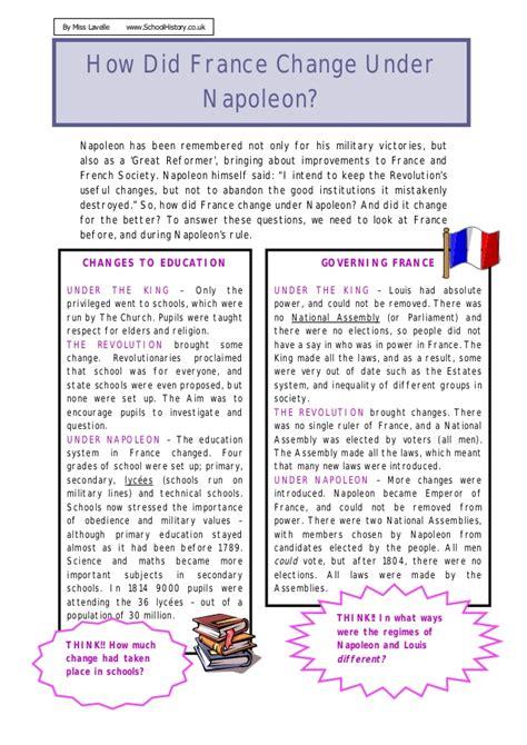 napoleon bonaparte biography worksheet napoleon bonaparte worksheets defendusinbattleblog