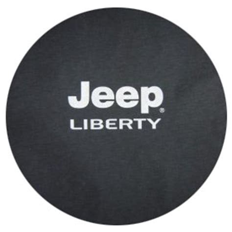 Jeep Liberty Tire Cover Size Jeep Liberty Logo Spare Tire Cover Item 82207585ac