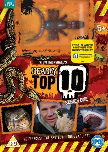 dvd nature documentaries in uk deadly 60 deadly top 10