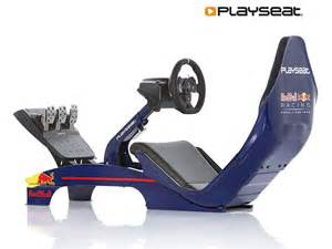 Gaming Chair Compatible With Ps4 Playseat 174 Red Bull Racing F1 Playseat