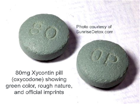 How To Detox System Of Percocet 80mg by Heroin In Oxycodone Pills More Dangerous Than Thought