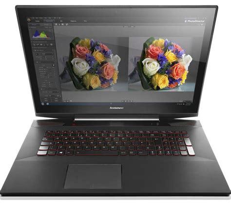 Laptop Lenovo Y70 lenovo y70 17 3 touchscreen gaming laptop black deals pc world