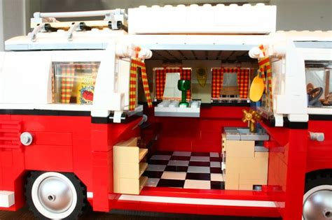 lego volkswagen inside lego vw inside view lego trucks cars and motorcycles