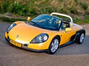 Cars Picture Why The Renault Sport Spider Is A 90s Car