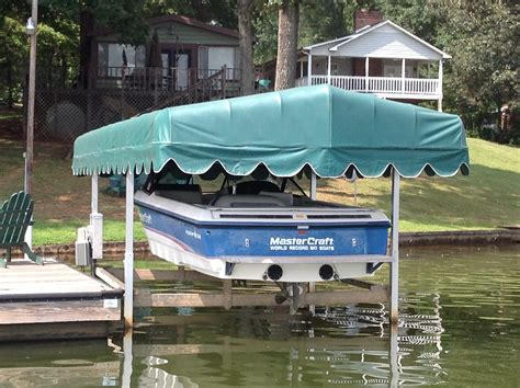 boat awning covertuff replacement canopy lift covers boat lovers direct
