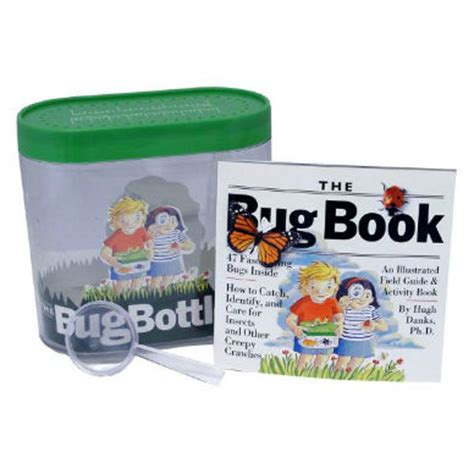 bed bugs in books the bug book bug bottle how to catch identify and care for insects and other