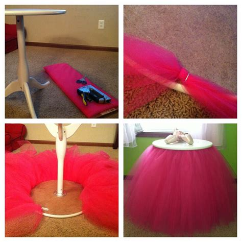 Diy Table And Bed Tutu by Diy Tutu Table For A Room Trusper