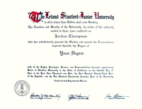 Stanford Ms Mba Ee by Stanford Diploma Stanforduniversity 第7页 点力图库