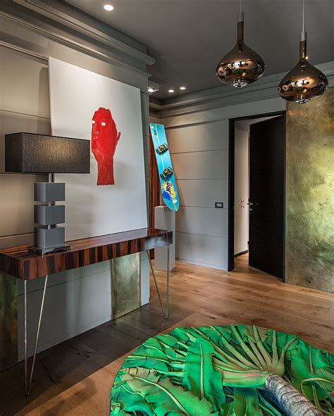 Studio Interior Design Brescia by 004 House Brescia Pelizzari Interior Design