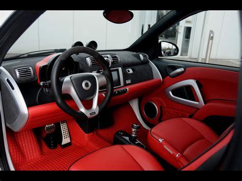 Smart Interior 2008 brabus mercedes slr mclaren roadster and brabus