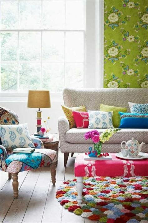 colorful home decor color design ideas for your home summer trends