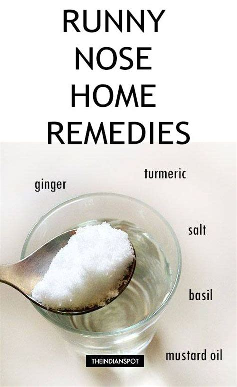 25 best ideas about runny nose remedies on