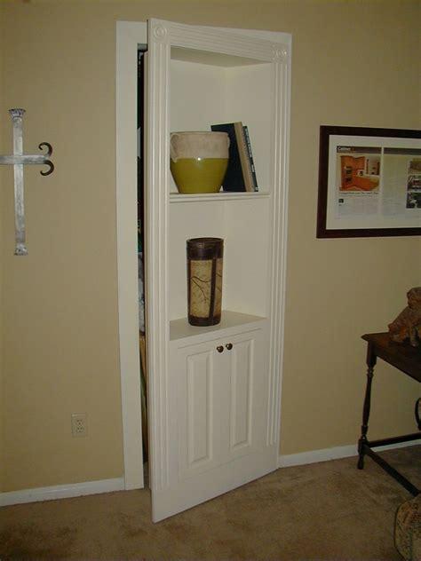 handmade hidden bookcase door  fiorenza custom